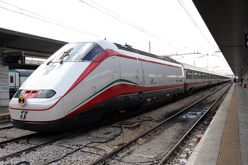 Поезд из Венеции