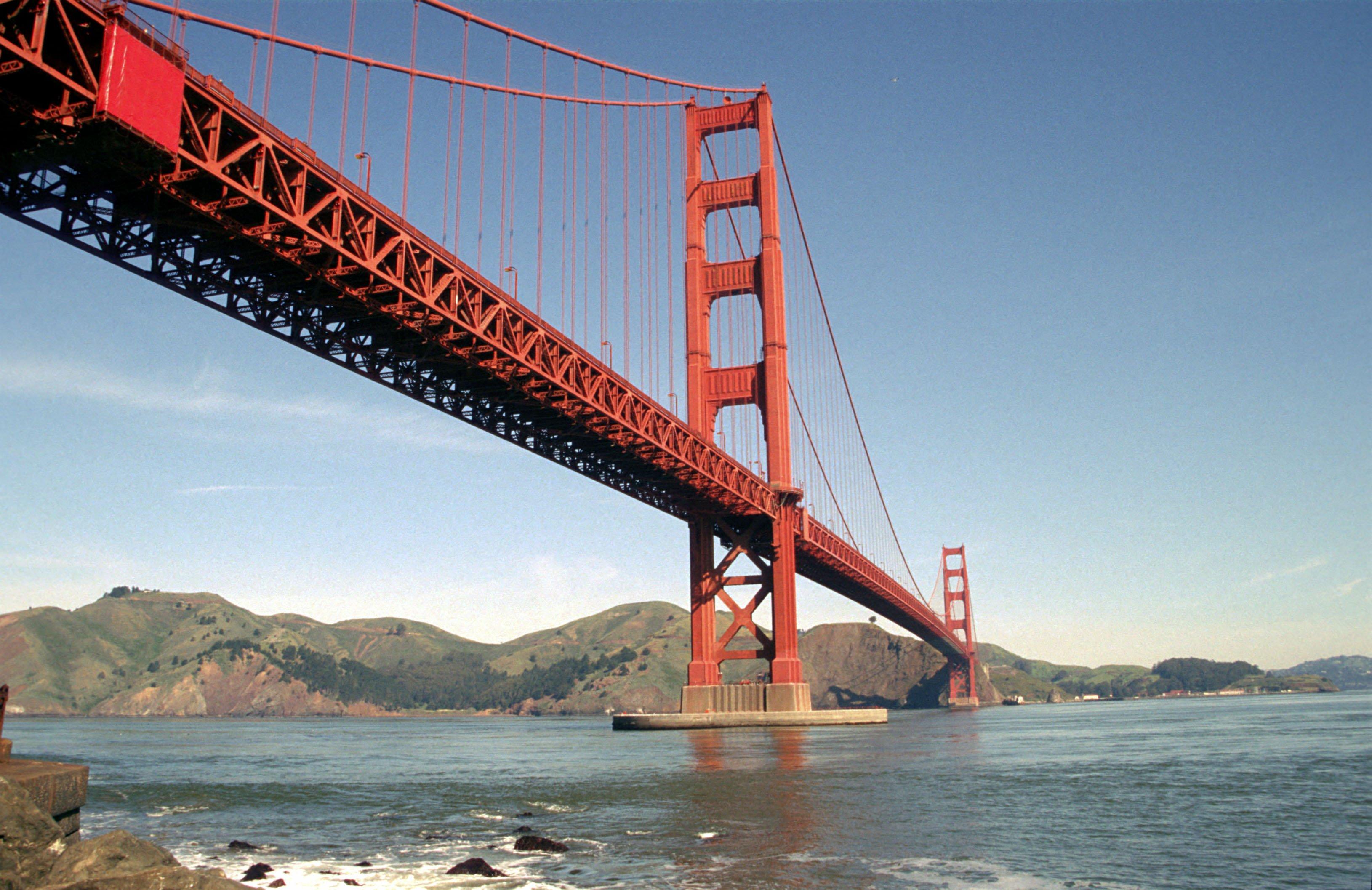 мост в лос анджелесе фото время службы его