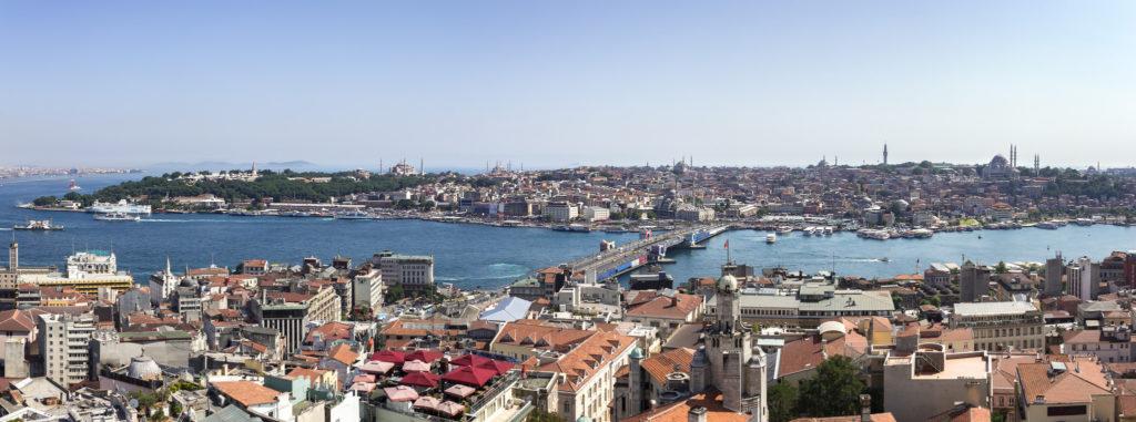 Что посмотреть в Стамбуле за 2-3 дня
