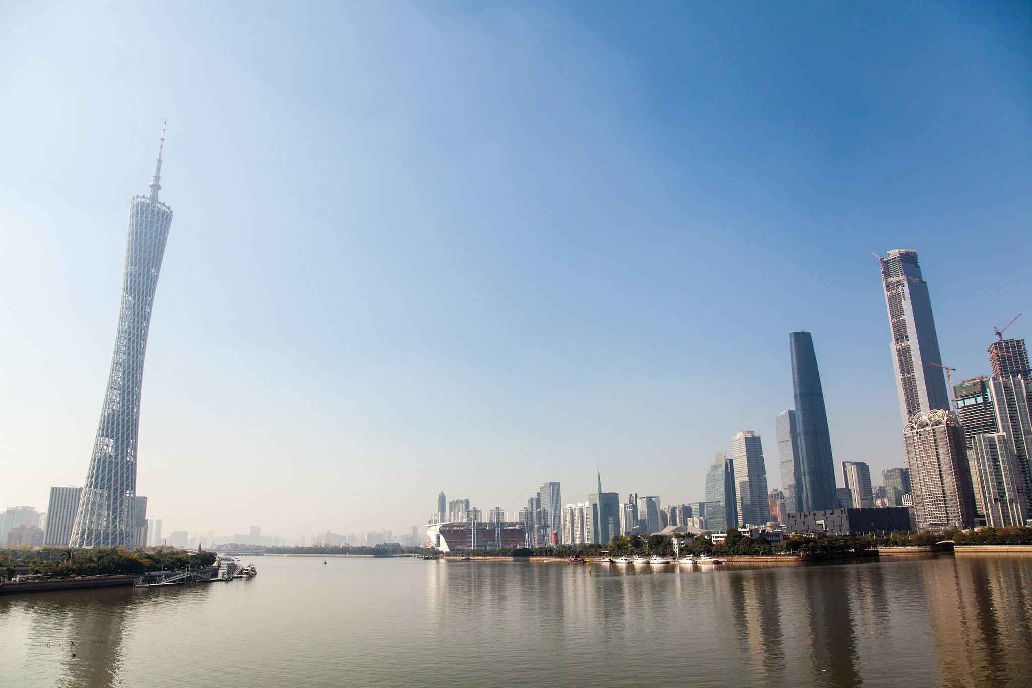 Гуанчжоу достопримечательности