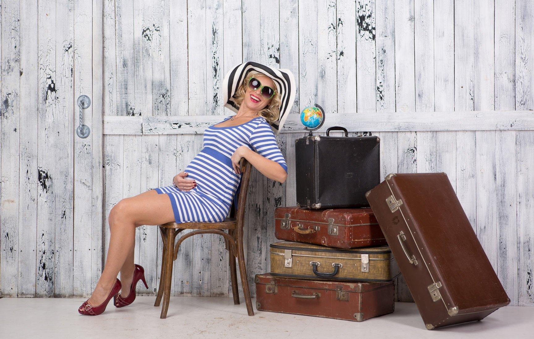 Можно ли летать на начальном сроке беременности