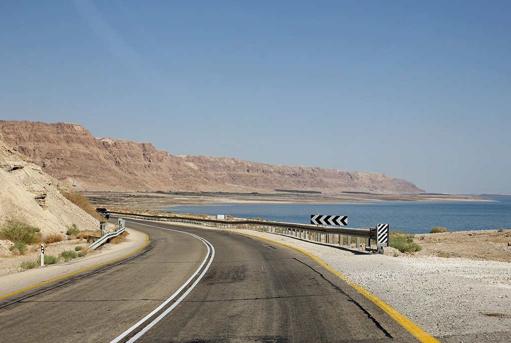 К Мертвому морю на автомобиле