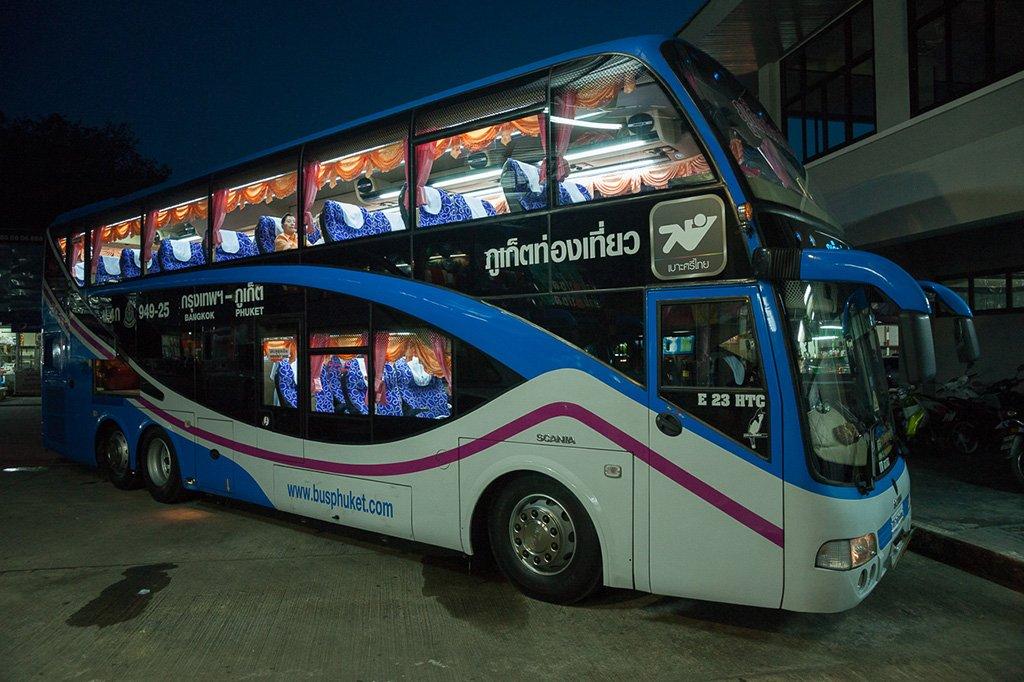 Автобус до Краби