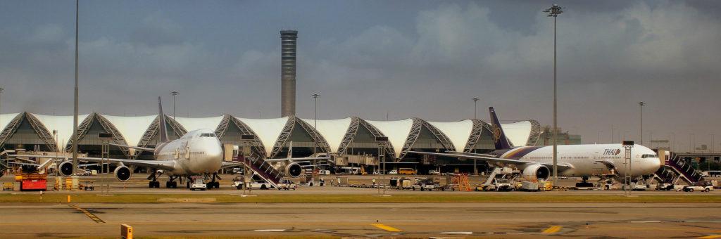 Как добраться из аэропорта Бангкока до Краби самостоятельно из Суварнабхуми в Краби