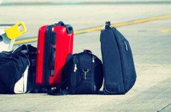 Билет на самолет без багажа