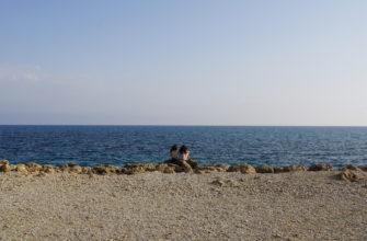 Какое море в Анталии