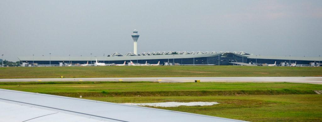 Как добраться из аэропорта Куала-Лумпур в центр?