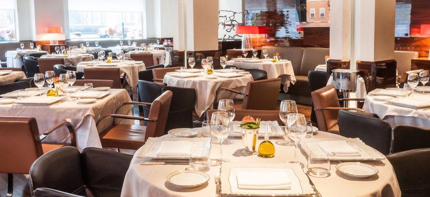 Лучшие рестораны Нью-Йорка