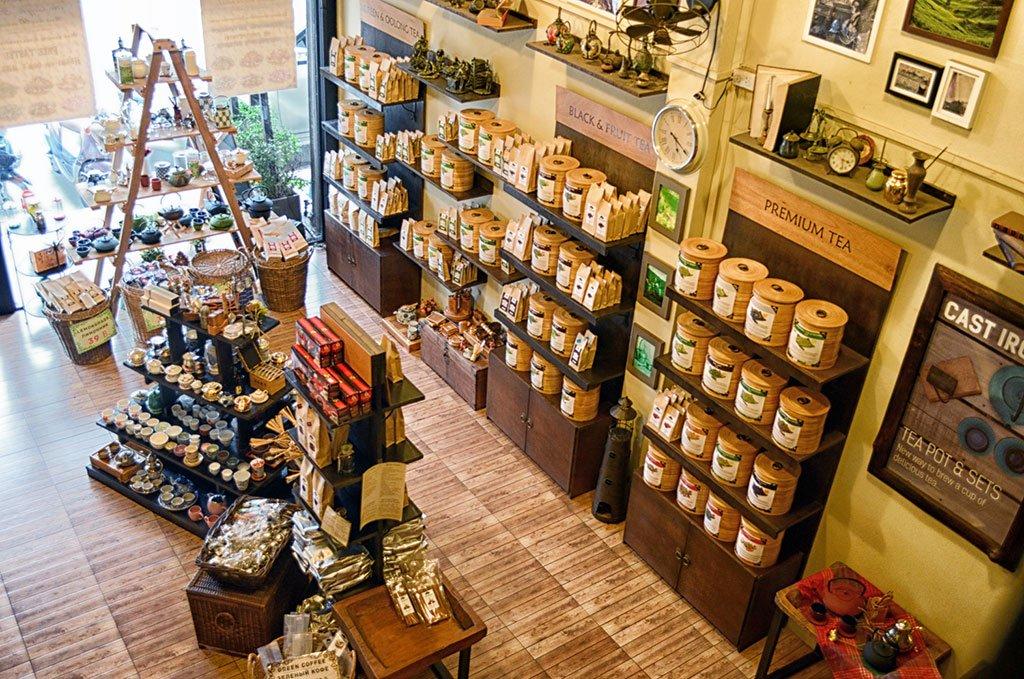 Магазин чая
