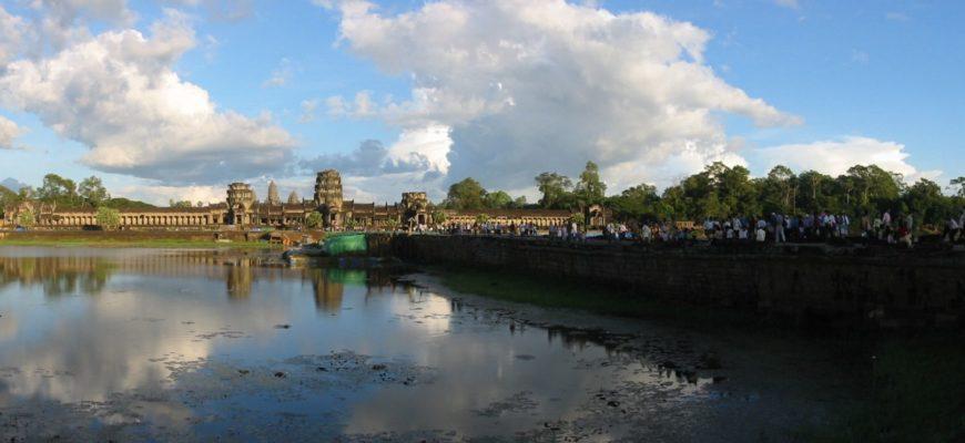 Паттайя - Камбоджа
