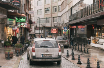 Стамбул в декабре, январе, феврале
