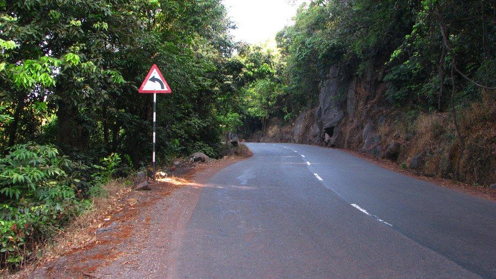 Дорога на Гоа
