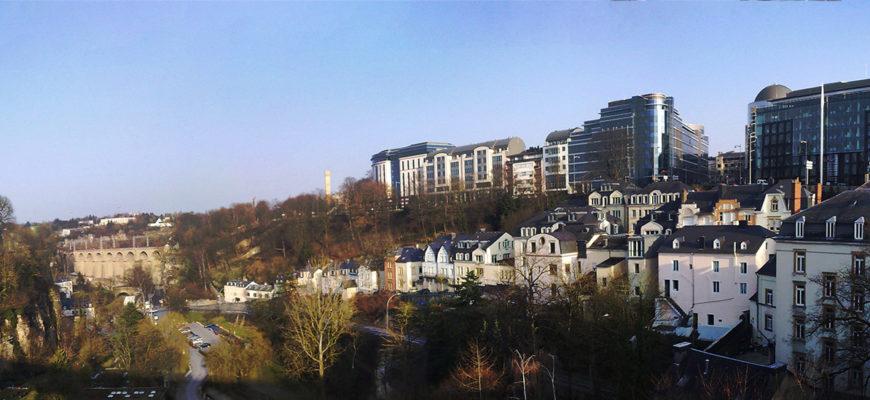 Брюссель - Люксембург