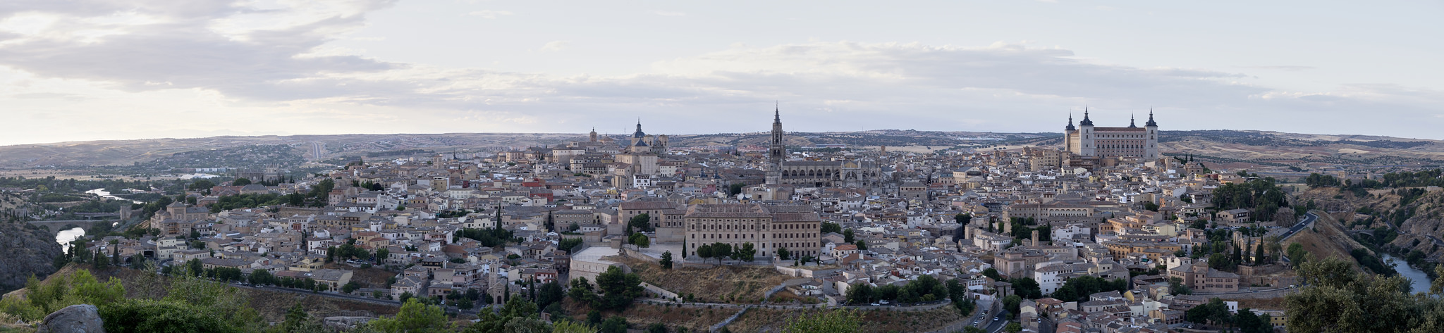 Мадрид - Толедо
