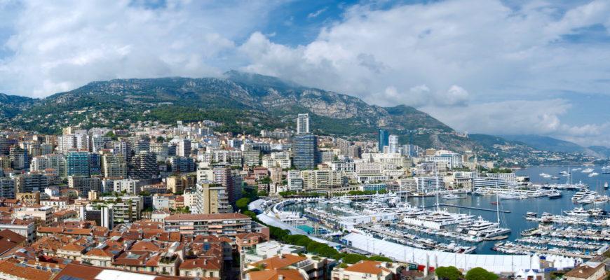 Ницца - Монако