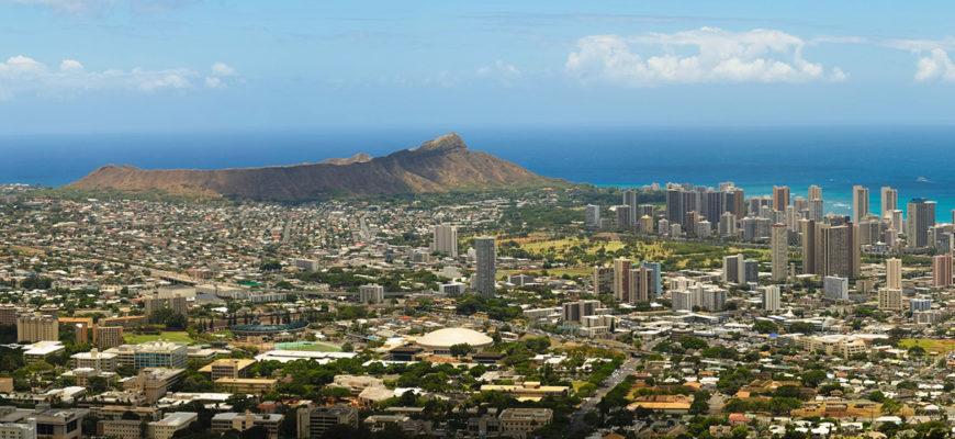 Гонолулу на Гавайи