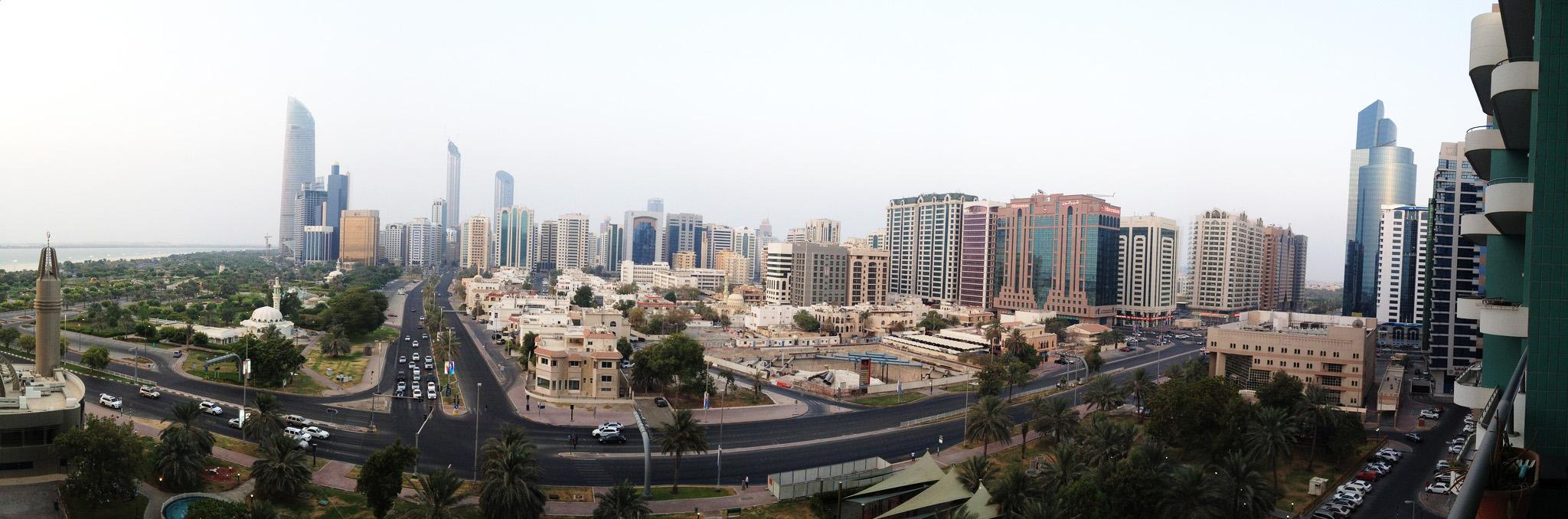 Достопримечательности Абу-Даби