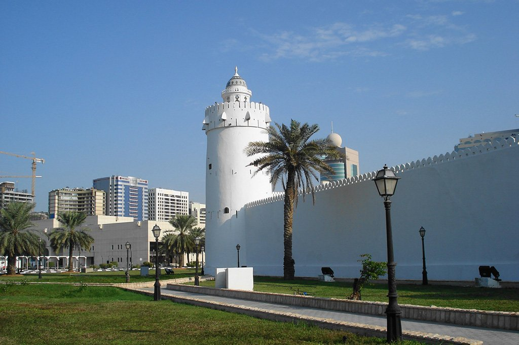 Дворец шейха