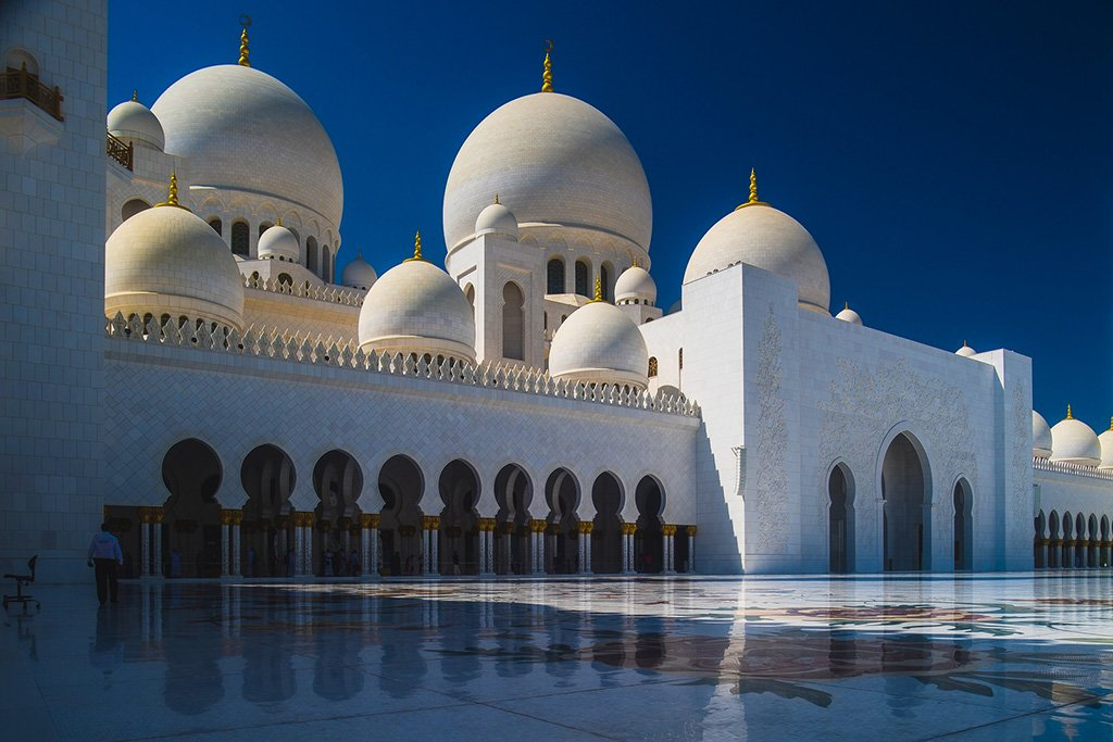 Мечеть Зайда