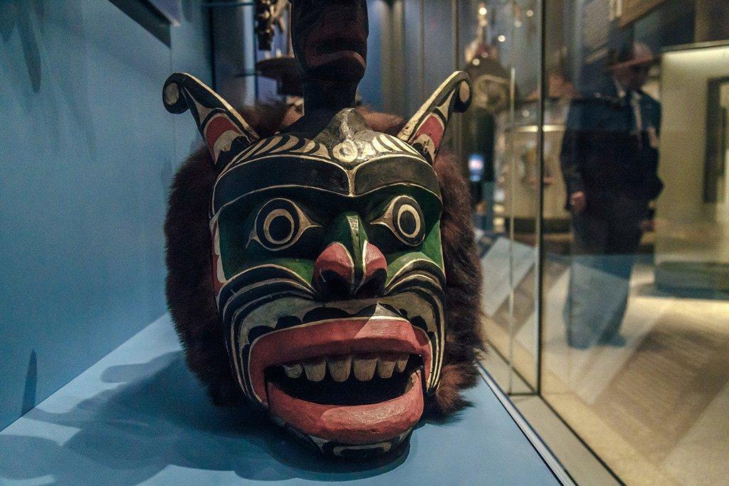 Музей американских индейцев