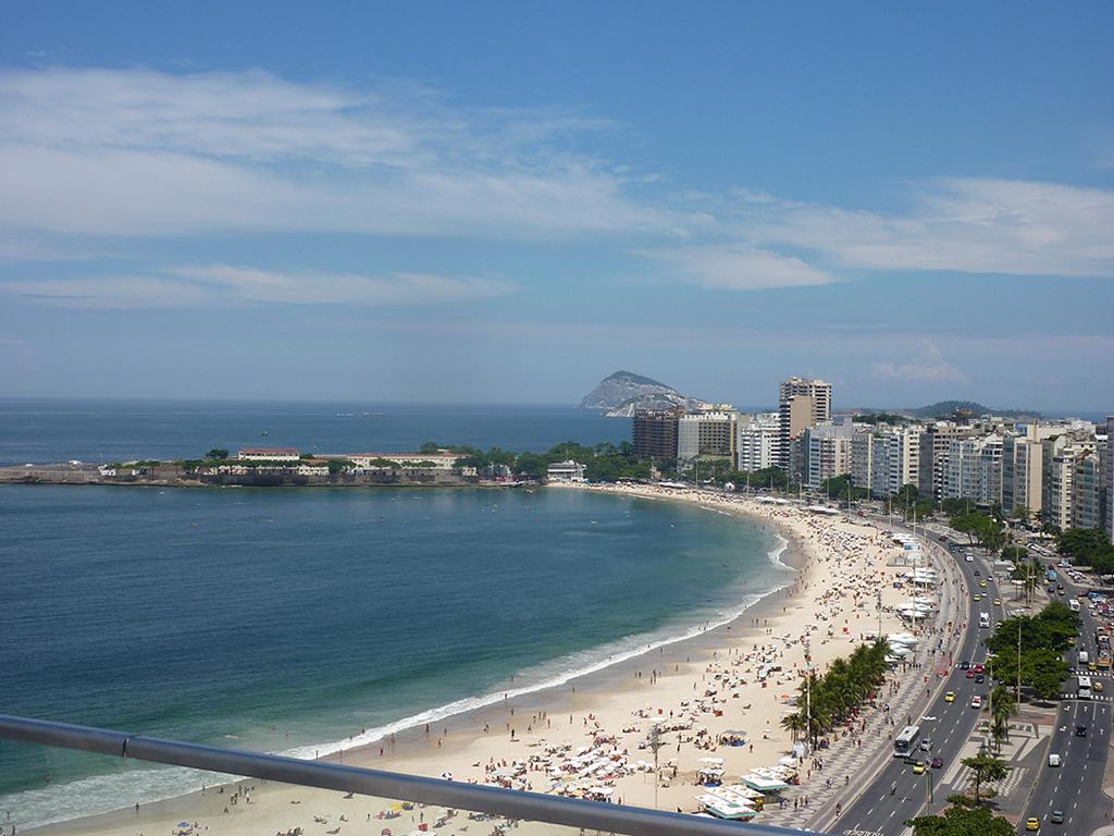 Знаменитый пляж