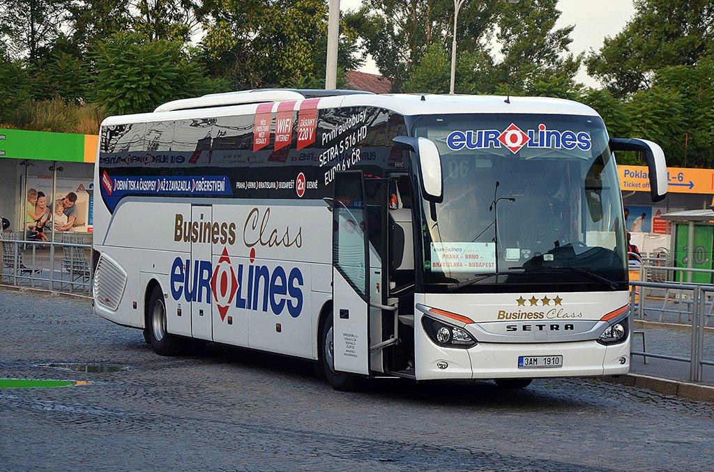 Автобус из Будапешта
