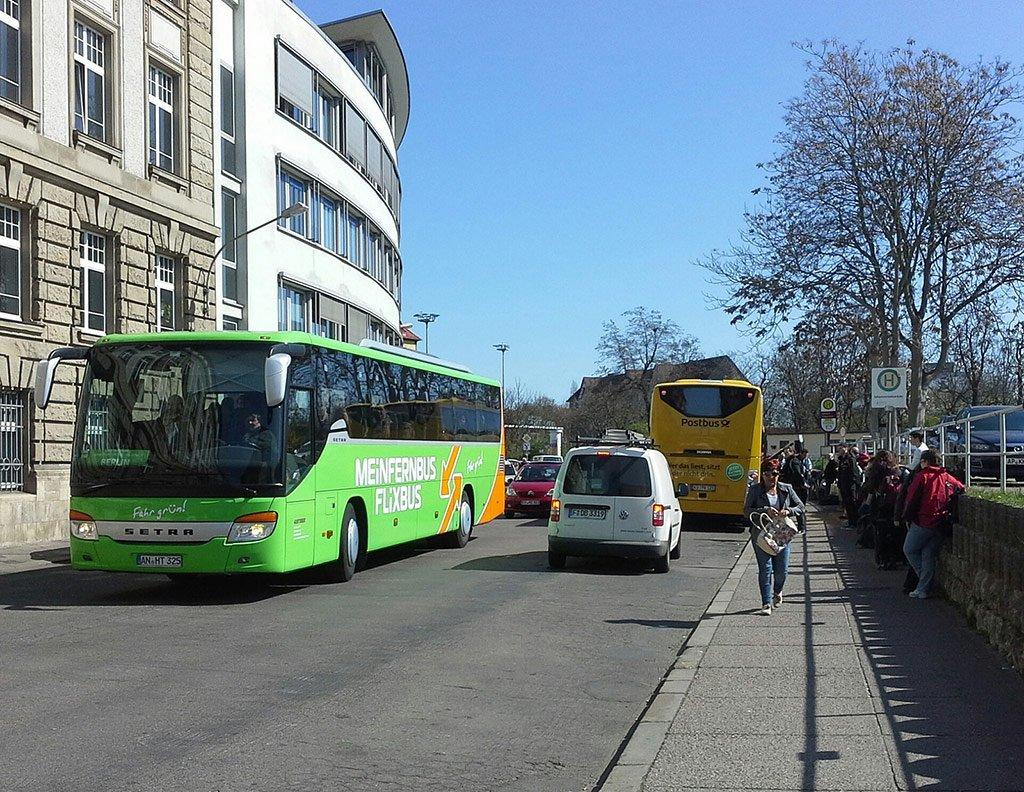 Автобус из Флоренции