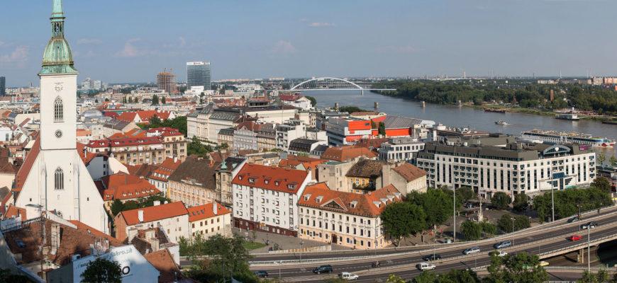 Будапешт - Братислава