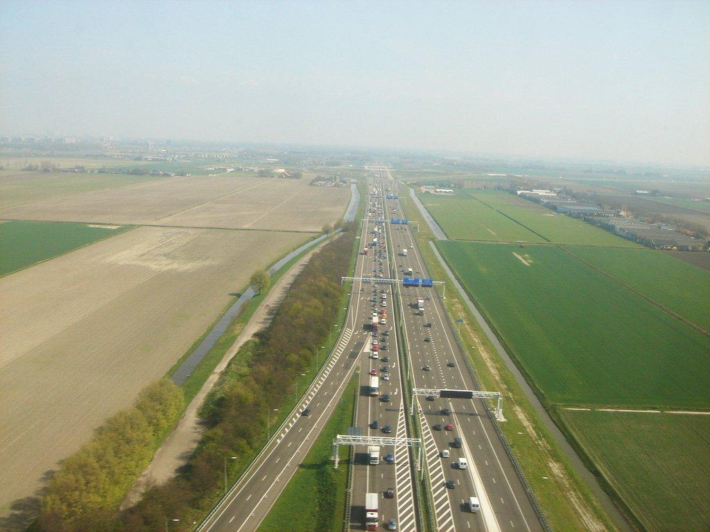 Дорога в Амстердам