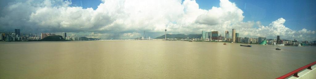 Как добраться из Гонконга в Макао на пароме с пирса и из аэропорта Гонконга
