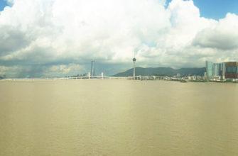 Гонконг - Макао