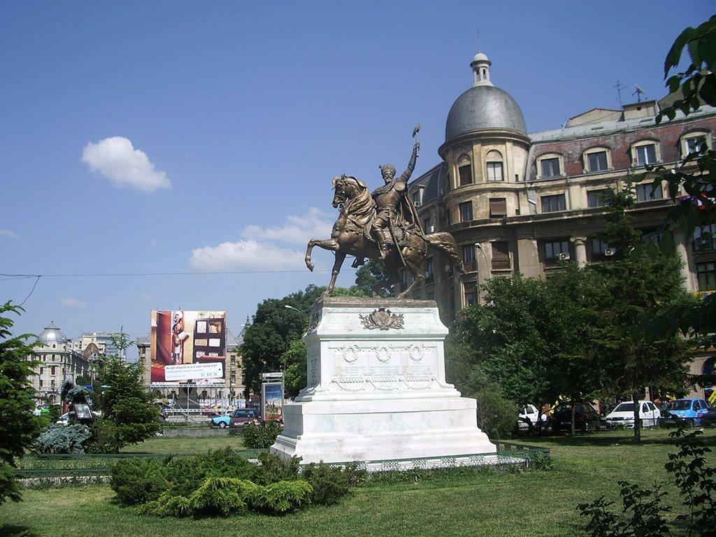 Памятник Михаю Храброму