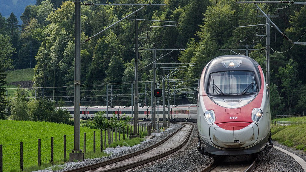 Поезд в Мюнхен