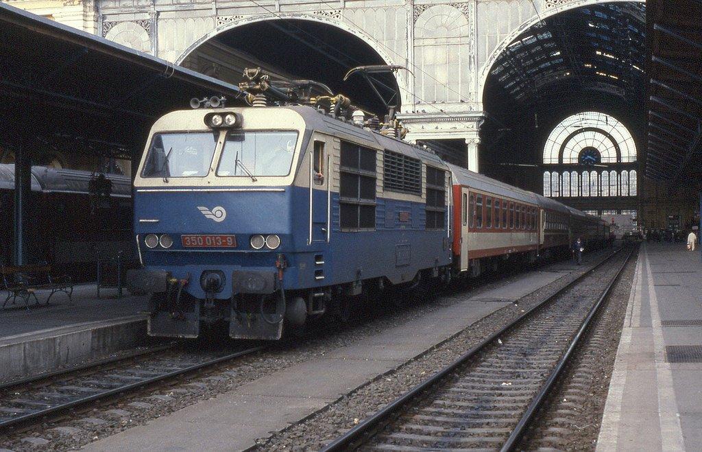 Вокзал Келети