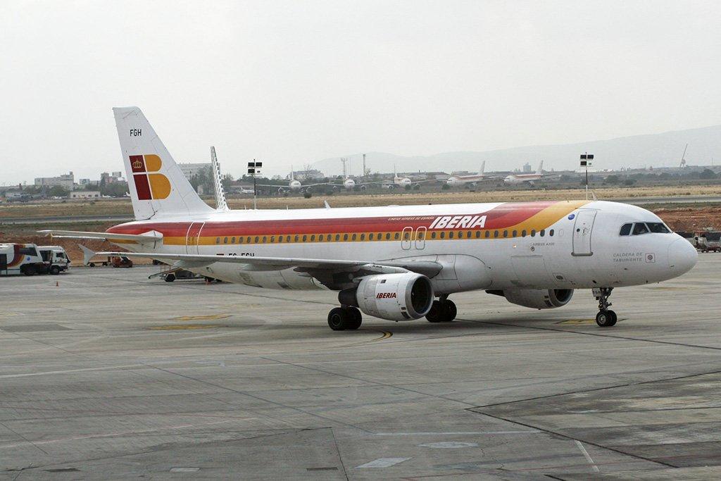 Аэропорт в Валенсии