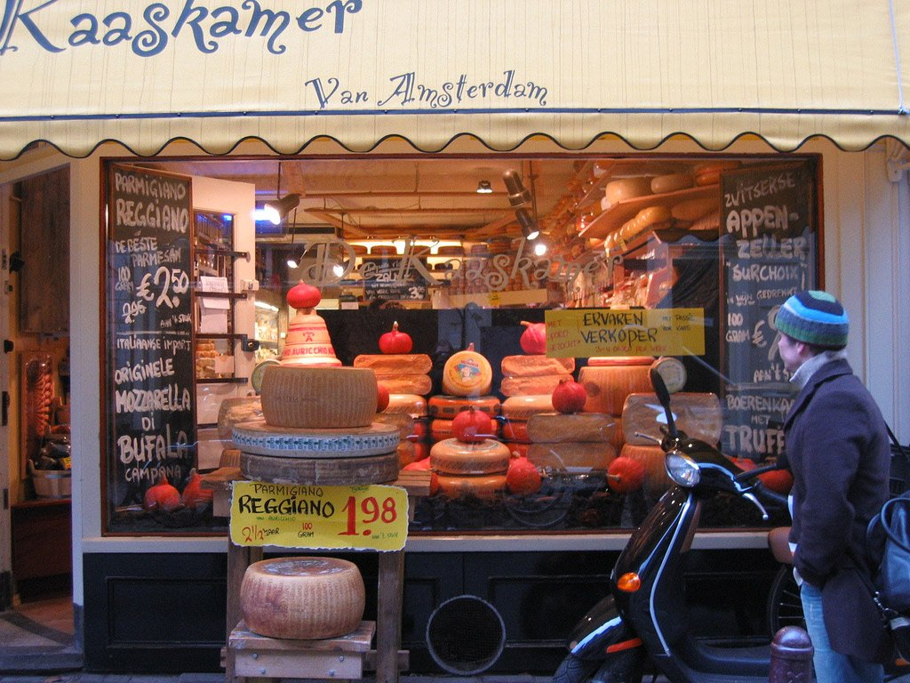 Амстердамский сыр