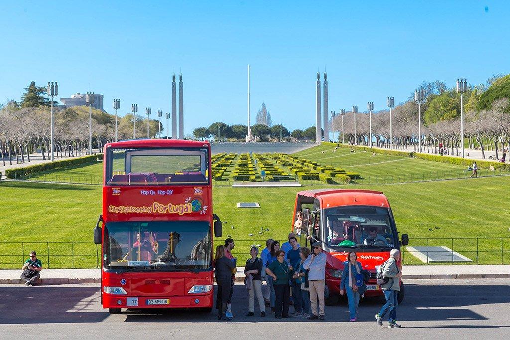 Автобус из Мадрида