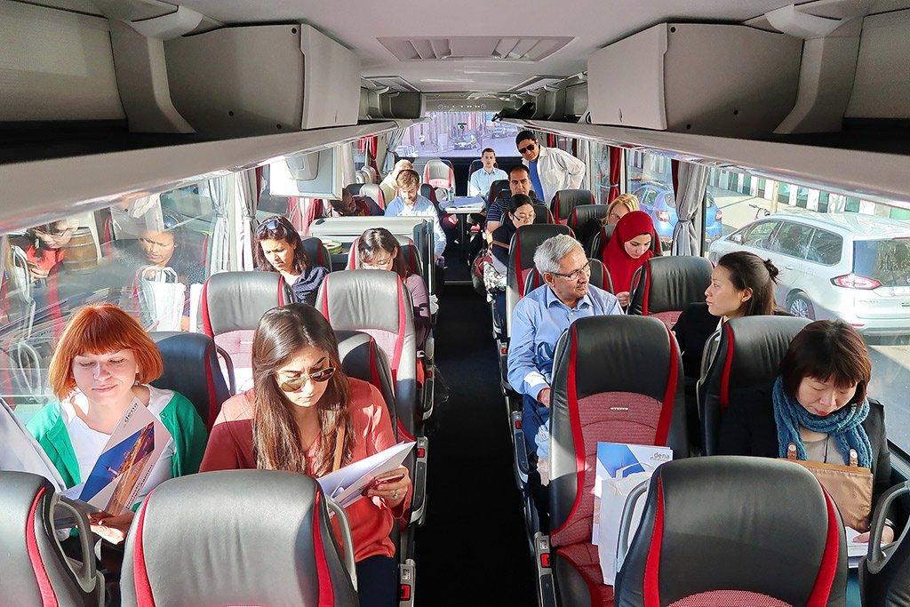 Автобусом в Берлин