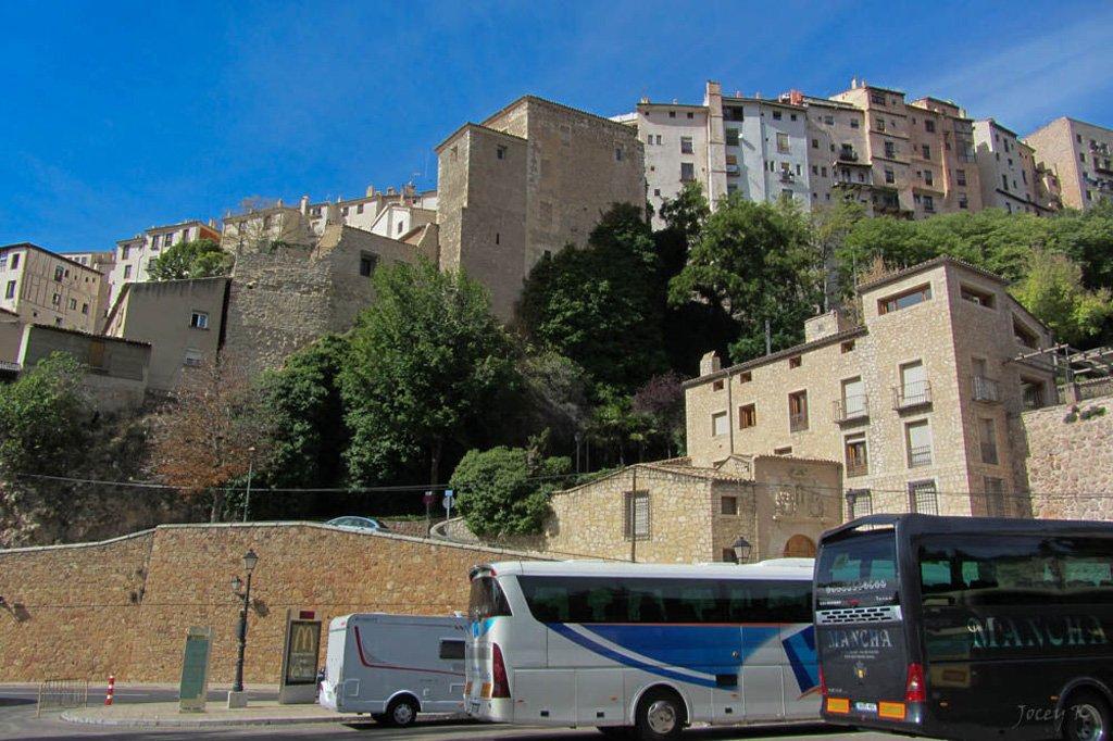 Автобусы из Мадрида