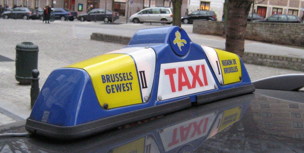 Брюссельское такси