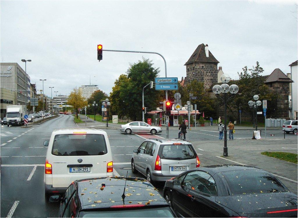 Дорога в Нюрнберг