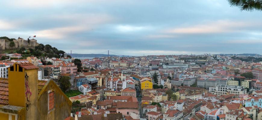 Мадрид - Лиссабон