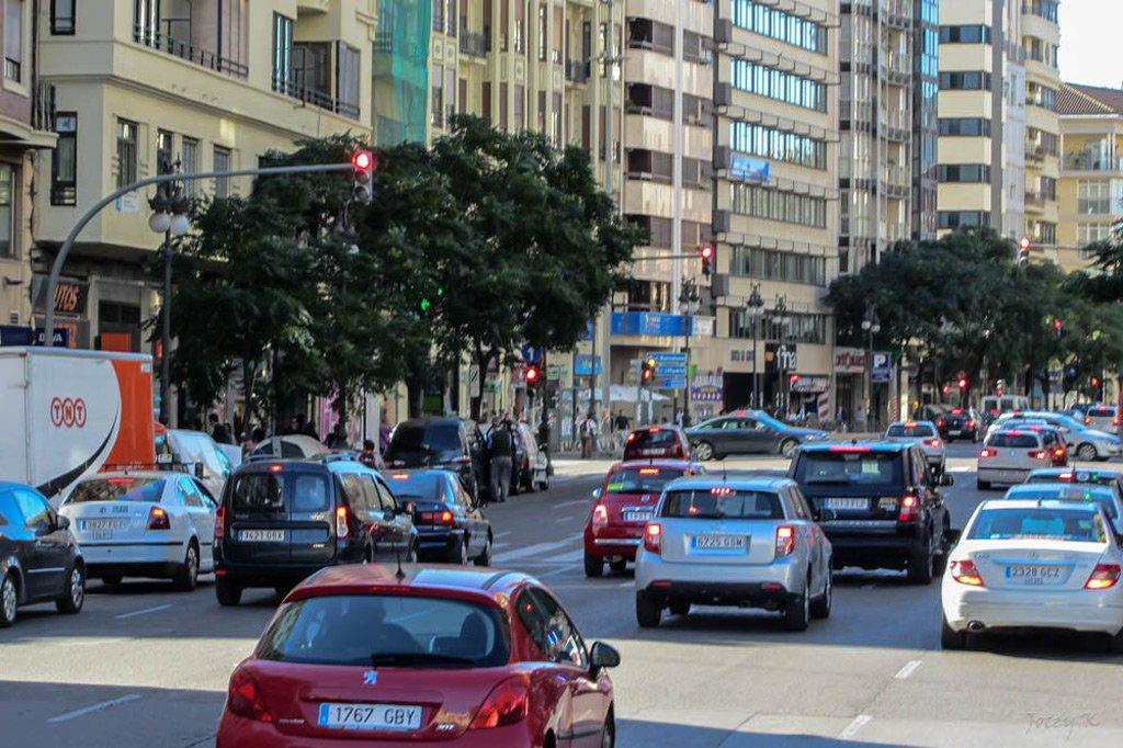 Машины в Валенсии