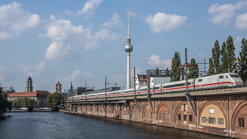 Поезд в Берлин