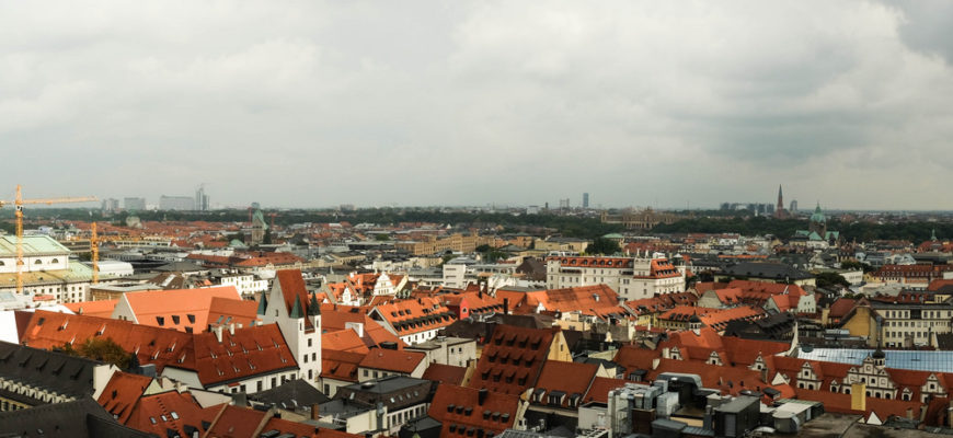 Прага - Нюрнберг