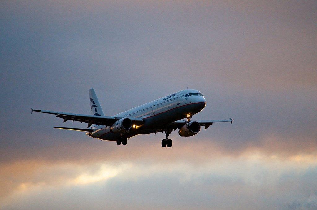 Самолет из Мюнхена