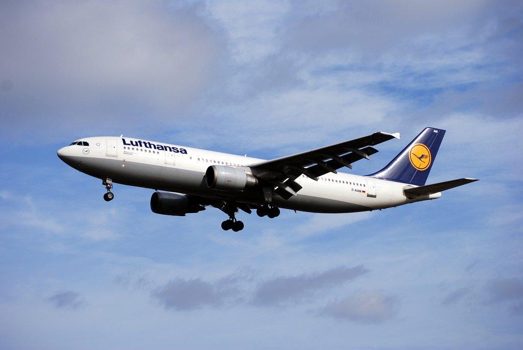 Самолет Прага - Берлин