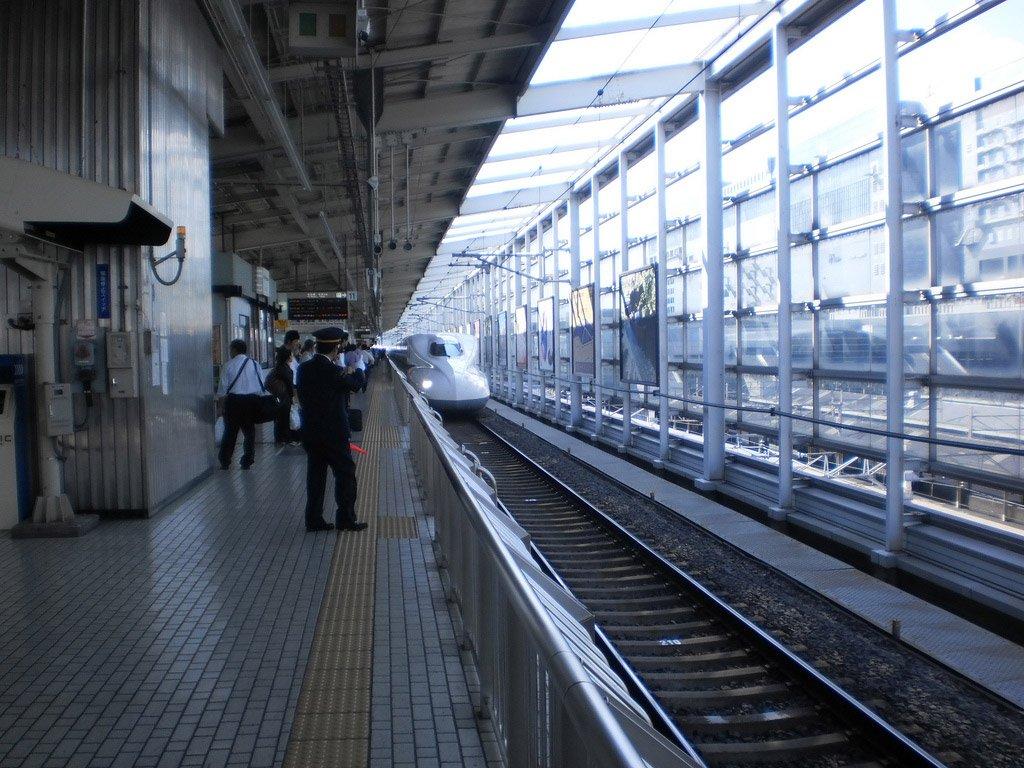 Вокзал в Киото