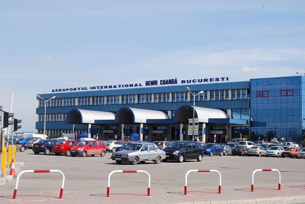Аэропорт в Бухаресте