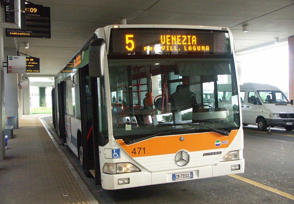 Автобус до Венеции